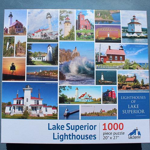 Lake Superior Lighthouse Puzzle