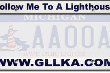 GLLKA License Plate Frame