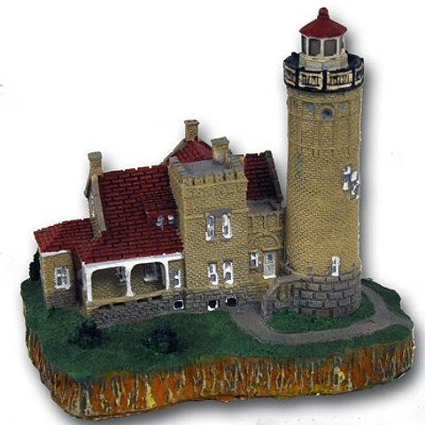 Old Mackinac Point Mini Scaasis Replica
