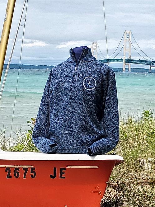 GLLKA 1/4 Zip Men's Sweater