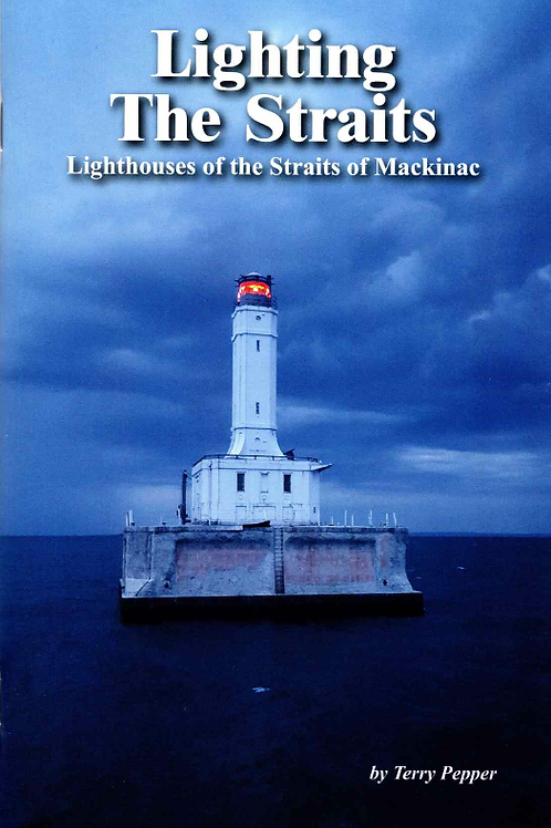 Lighting the Straits  By: Terry Pepper