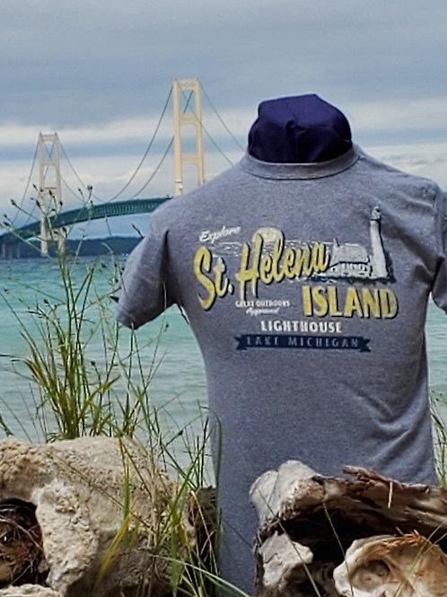 St. Helena Lighthouse T-Shirt