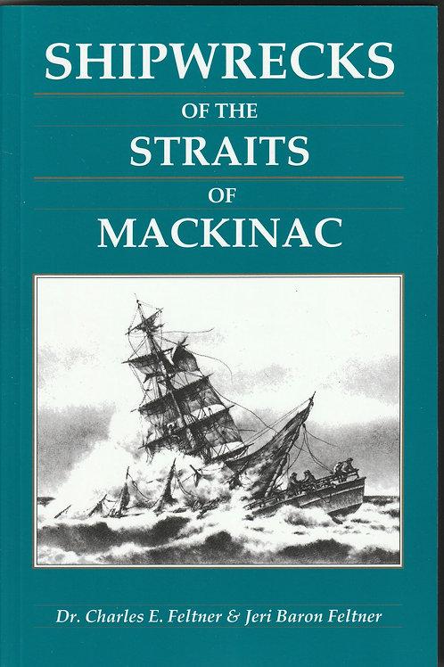 Shipwrecks of the Straits of Mackinac
