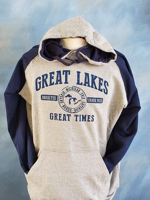 Great Lakes, Great Times Hoodie