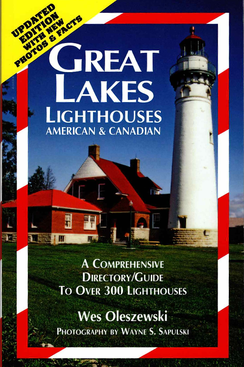 Great Lakes Lighthouses American & Canadian