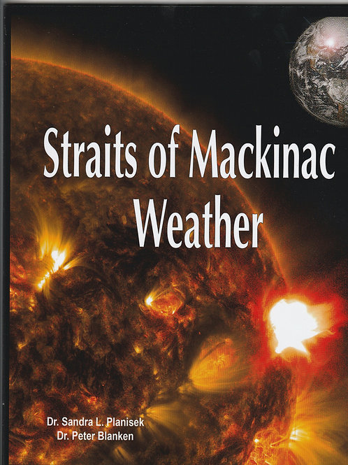 Straits of Mackinac Weather Book