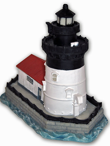 Detroit River Light Mini Scaasis Replica
