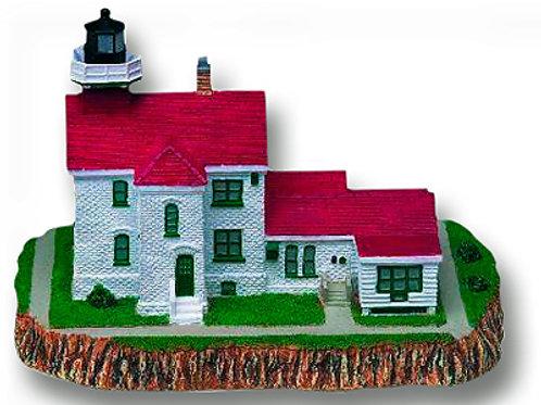 Grand Traverse Lighthouse Mini Scaasis Replica