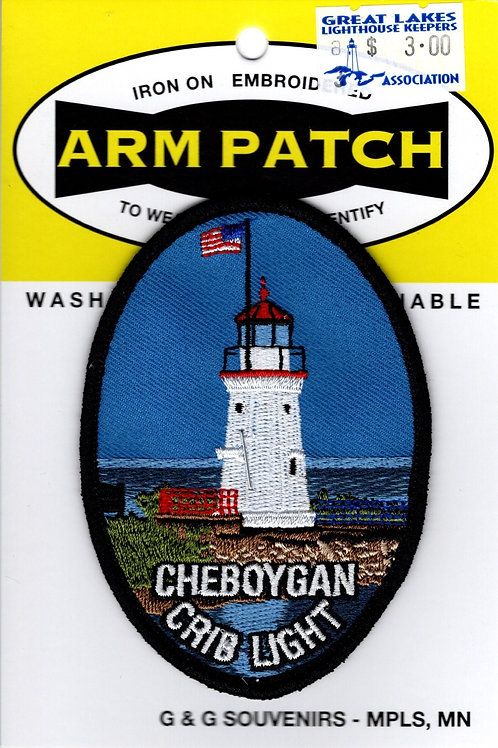 Cheboygan Crib Patch