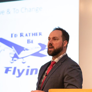 Dr. Michael Harrison, an AME at the Mayo Clinic talks about his side of flight physicals, issues that pilots face, and how to overcome them.