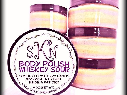 Whiskey Sour Body Polish