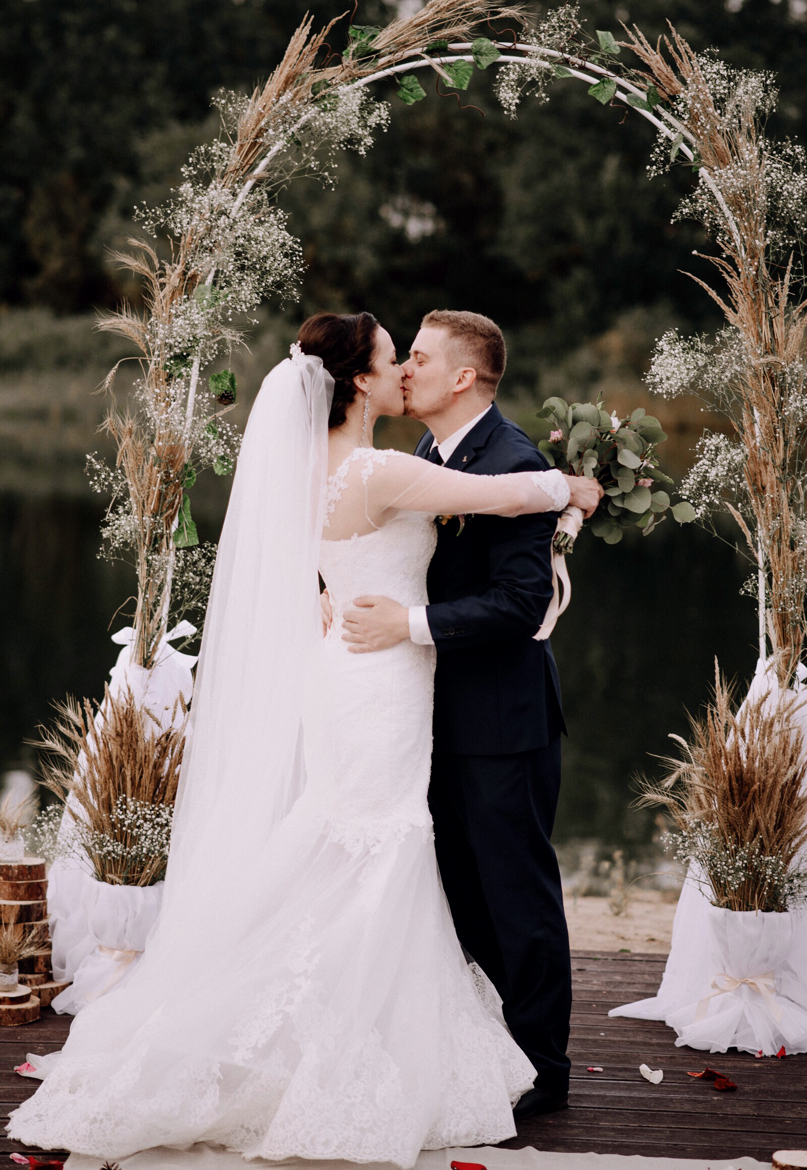 свадебная церемония казань