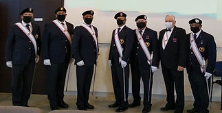 Assembly 3186 Honor Guard