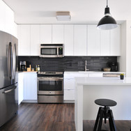 Disinfected Kitchen