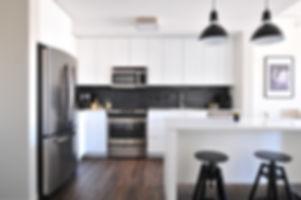 minimalistické kuchyně