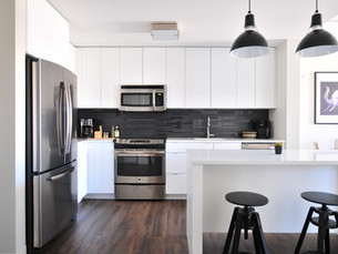 Achieving a Bigger-Looking Kitchen
