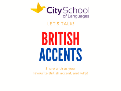British Accents – which one is your favourite?