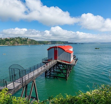 Caldey Island - A journey through more than a thousand years