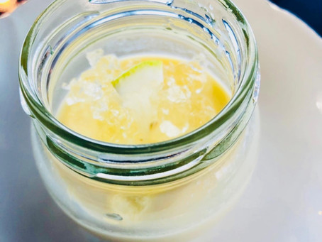 10月3日#モーモーキッチン1周年記念!瀬戸田レモンジュレのプリンを先着30名様にプレゼント