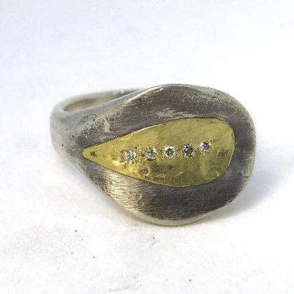 Organic Gold Fused Ring