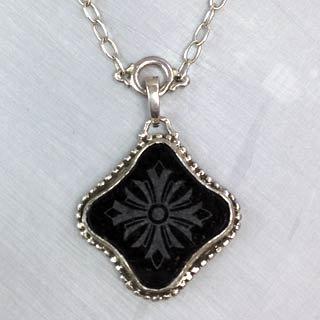 Small Black Granite