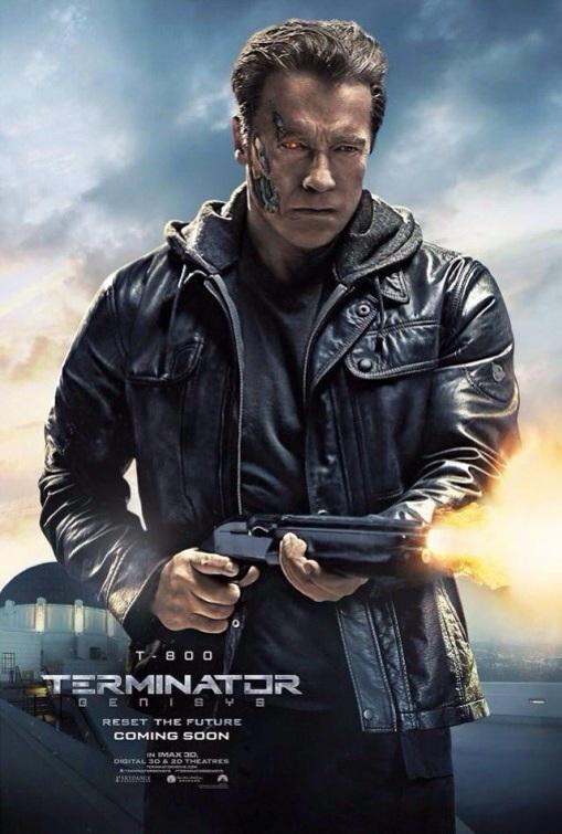 Terminator Genisys Guardian