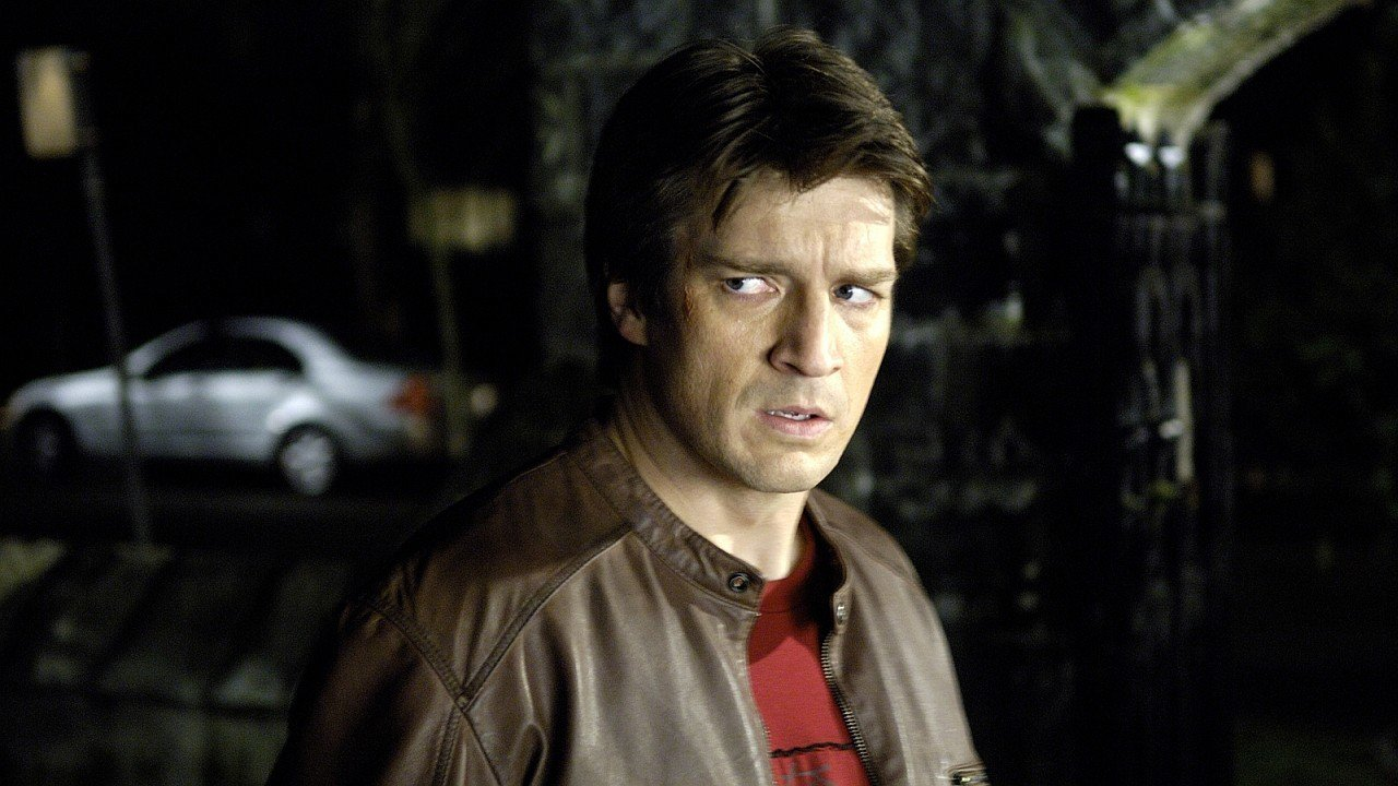 Nathan Fillion as Abe