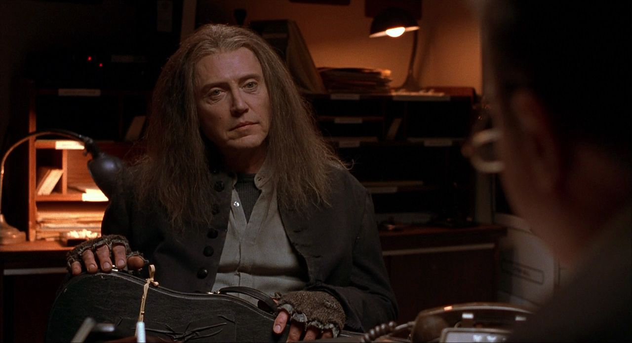 Christopher Walken as Gabriel