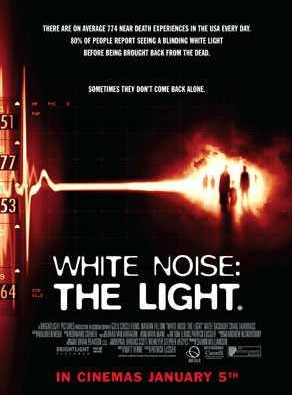 WN: The Light UK Poster