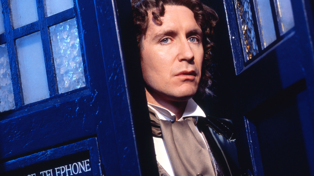 Paul McGann as the 8th Doctor