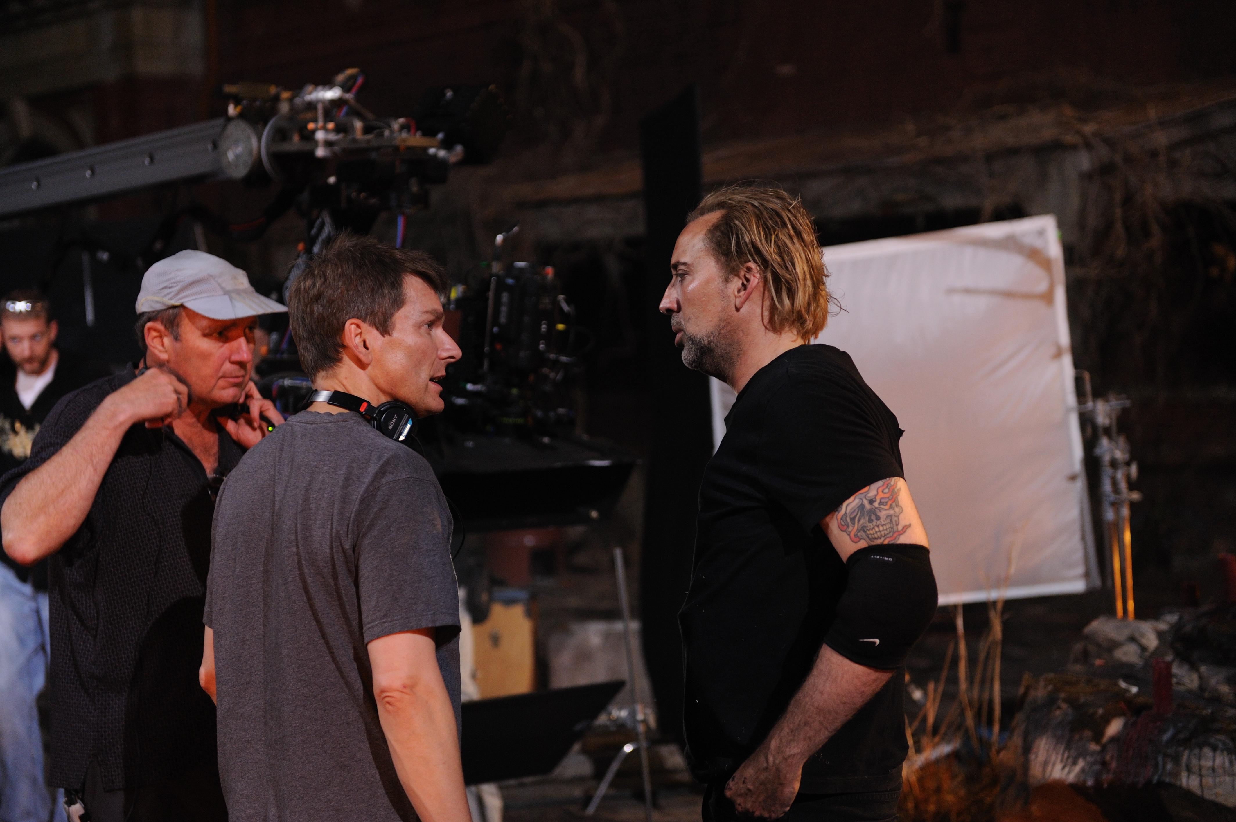 Directing Nick