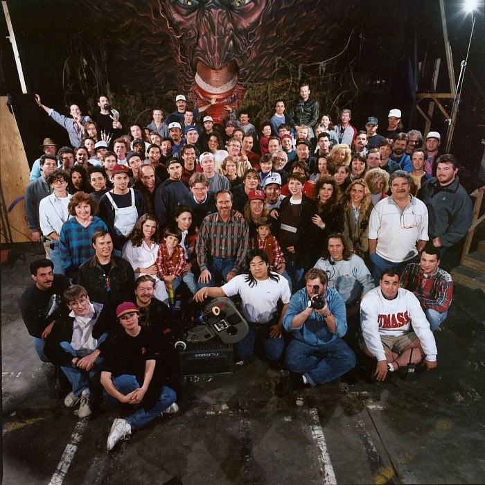 Wes Craven's New Nightmare Crew
