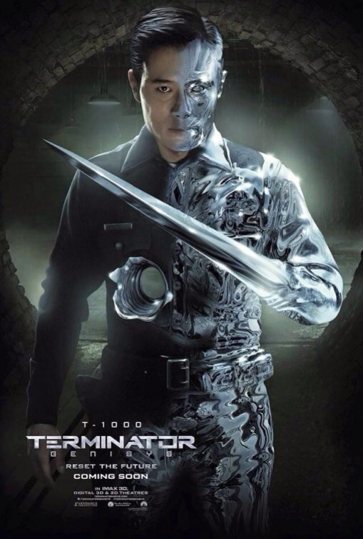 Byung-Hun Lee as T-1000