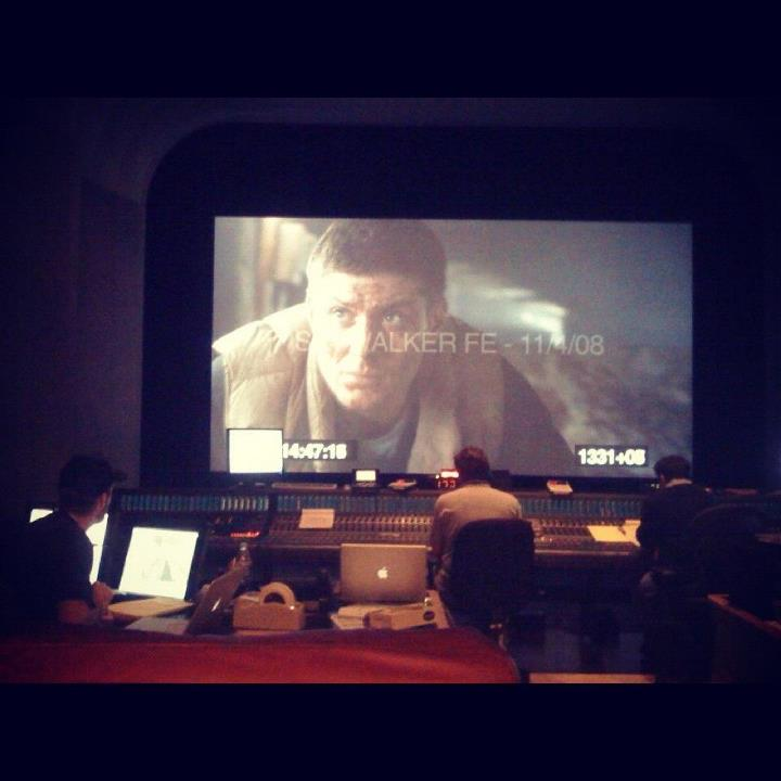 Mixing MBV at Skywalker Sound