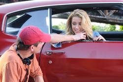With Amber Heard