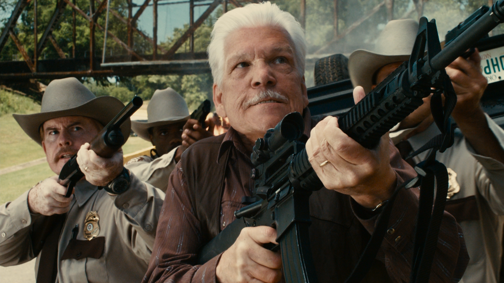Tom Atkins as Cap