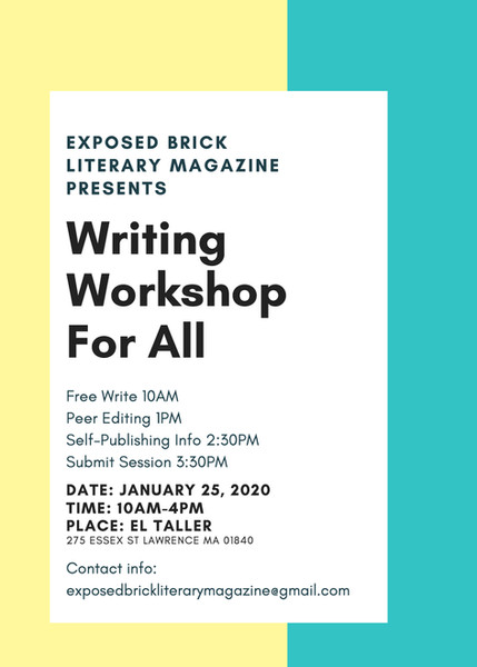 Writing Workshop For All