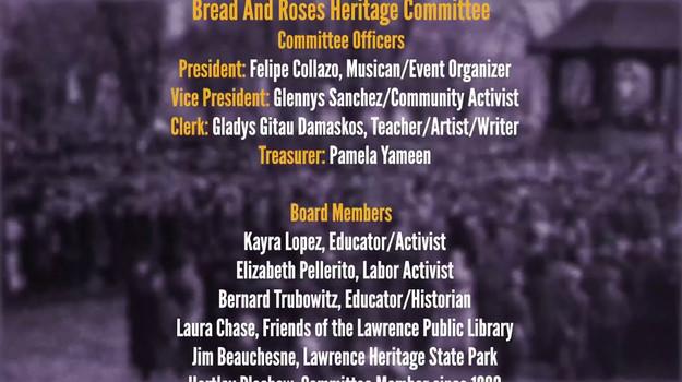 Bread & Roses Festival
