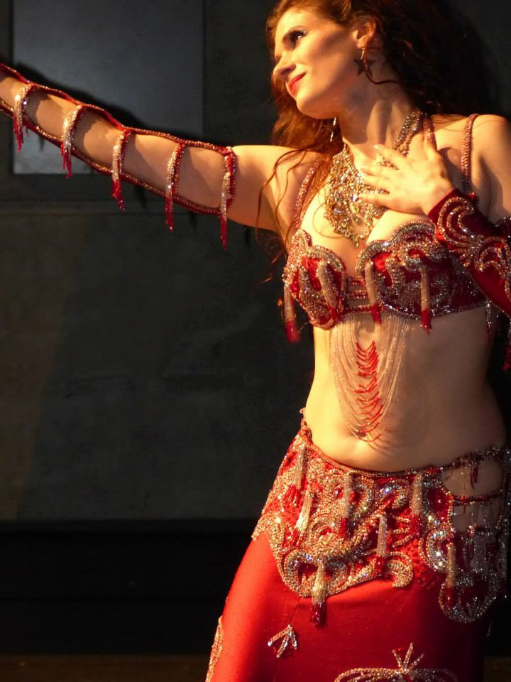 Belly Dancer show