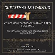 Christmas is Loading...
