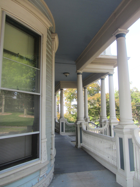 Main Street Porch