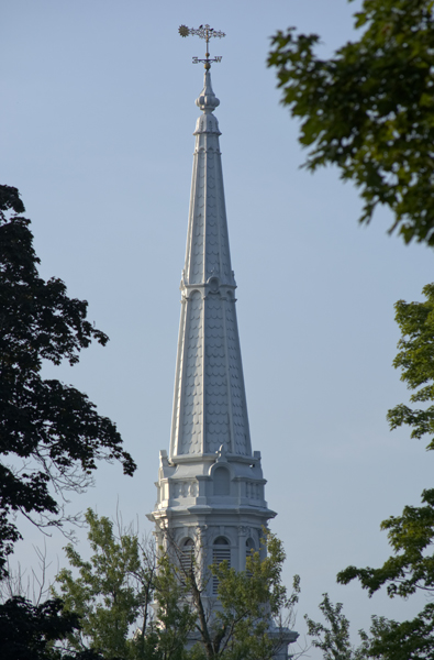Congregational Steeple