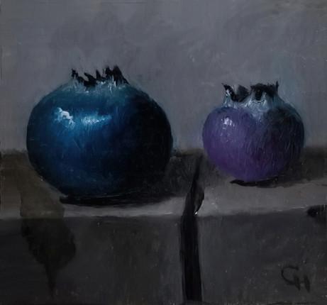 2 Blueberries