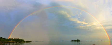 Rainbow - 3rd Place Digitally Enhanced Photography
