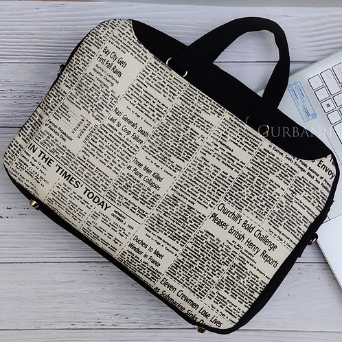 Laptop Bag : In the News