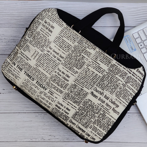 Laptop Bag: In the News