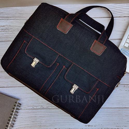 Laptop bag: Pocket it