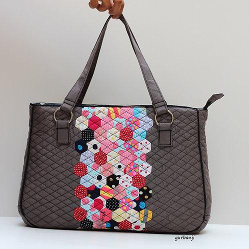 Grey Clouds : Handbag