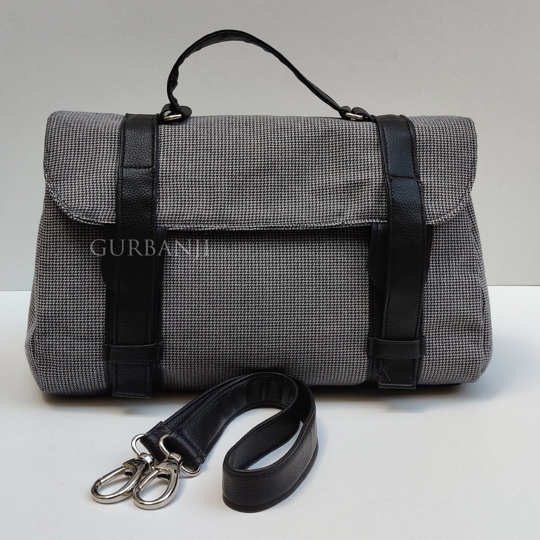Handbag: At work