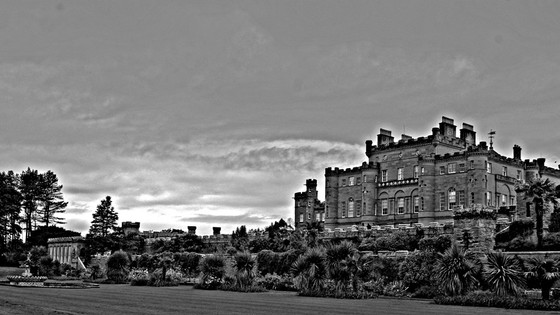 Culzean Castle and our first BritStop
